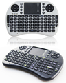 Portable Keyboard 2 4GHz Teclado gamer Wireless Touchpad Gaming Keyboard With Receiver For TV Box Tablet