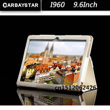Factory wholesale 9.6 -inch tablet case CARBAYSTAR i960 Our special case T950 case I960 T950S T950 For Case(China (Mainland))