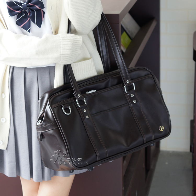 Japan anime cos lolita girls uniform package embroidery preppy Harajuku student school lovers bag Shoulder Handbags - China'products export store