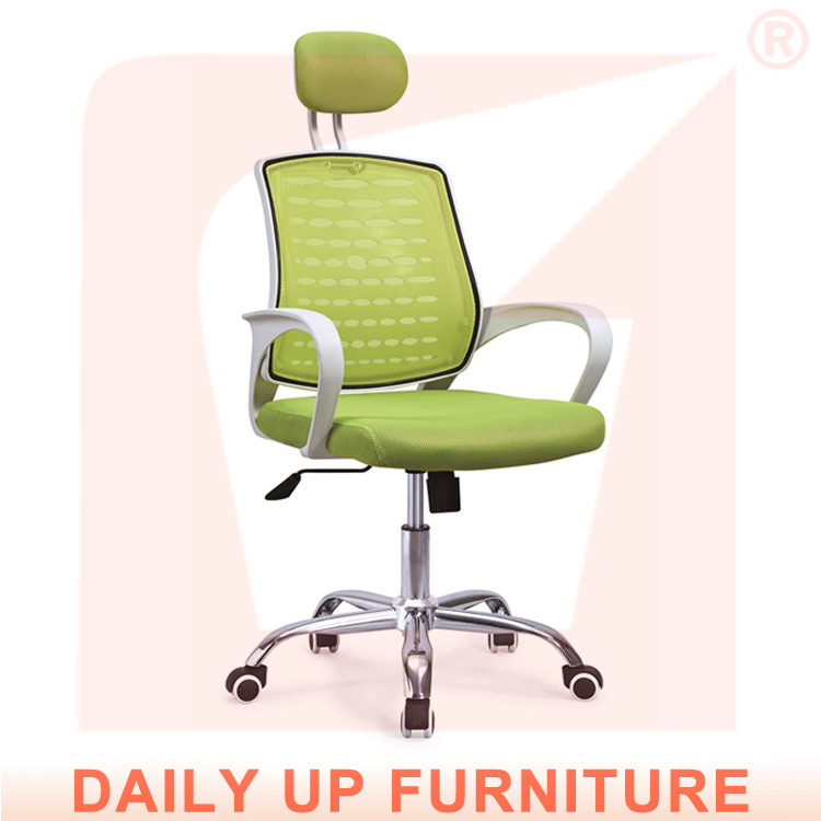 Ergonomic Mesh Chair Best Quality Office Headrest High Back Executive Selling Items
