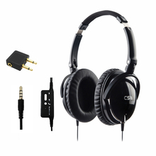 Newest Active Noise Cancelling Headphones With Mic Foldable Over Ear HiFi Noise isolation Headset Networld Earphone Auriculares