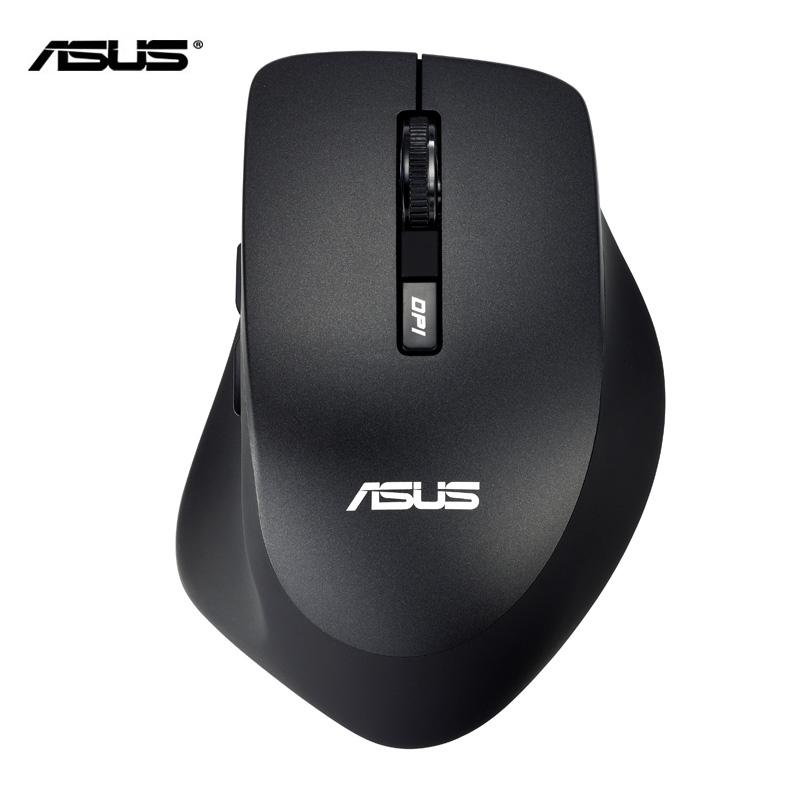 ASUS WT425 2.4GHz USB Optical Wireless Mouse For Laptop Desktop Computer 6 Keys Mice Professional Ergonomic Design Gaming Mic(China (Mainland))