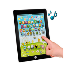 1000pcs/lot Multi-functional Pad for Kid Children Learning Words Letter Educational Computer Mini Tablet Teach Toy(China (Mainland))