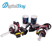 Buy Digitalboy 12V 55W HID 9005 Xenon Bulbs Car Headlight Fog Lamp HB3 Auto Car Headlamp Conversion Car Lighting 4300k 5000k 6000k for $7.60 in AliExpress store