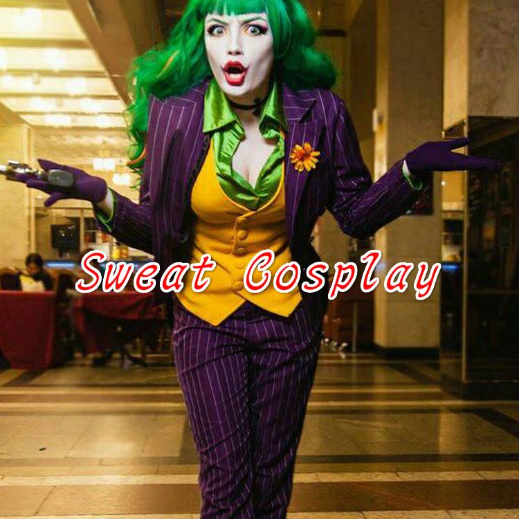 online kaufen gro handel weibliche joker cosplay aus china weibliche joker cosplay gro h ndler. Black Bedroom Furniture Sets. Home Design Ideas