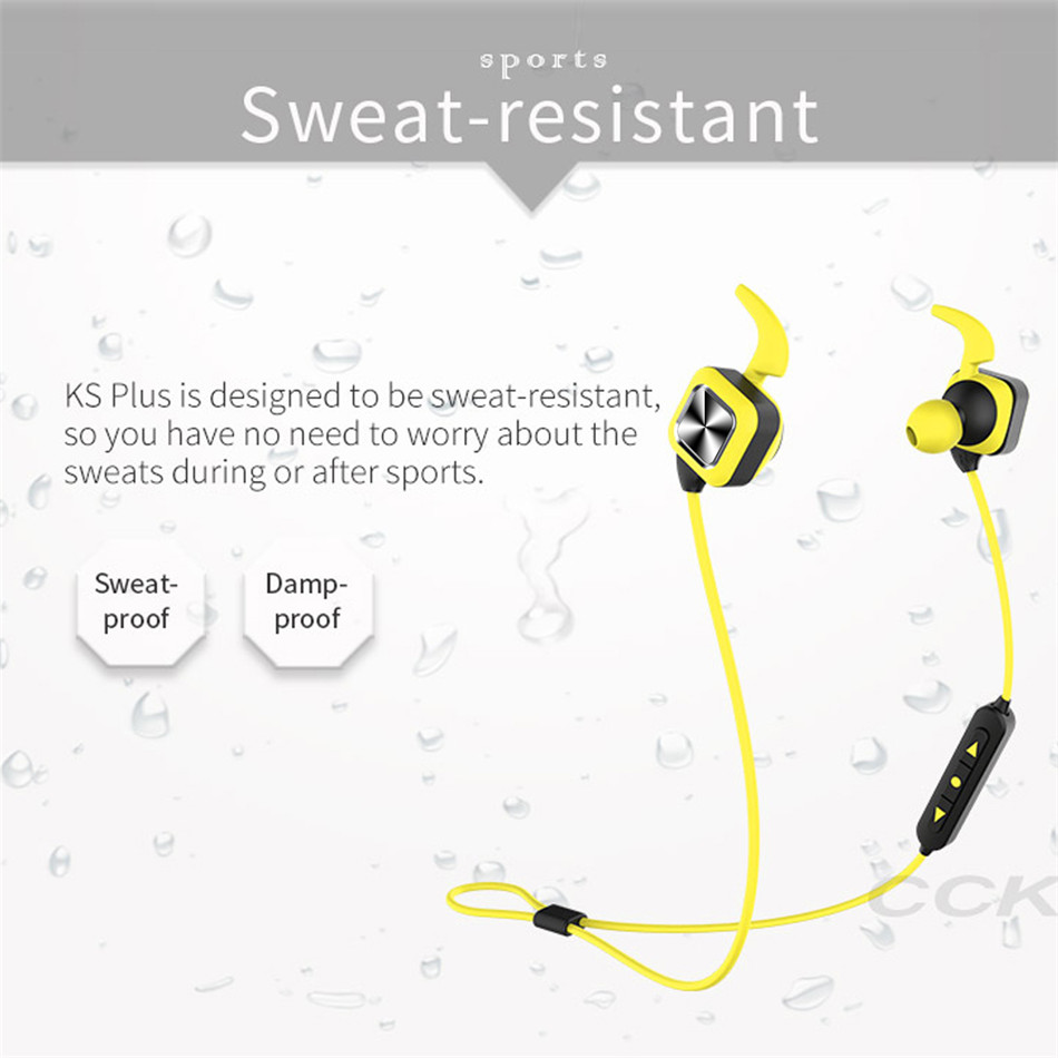 TTLIFE New Double Battery Bluetooth Earphones Play 8h Stereo Bass Sport Wireless Earphone DSP Smart Noise Cancelling Earbuds