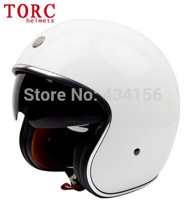 Hot sale TORC T50 Route 66 Motorcycle helmet jet Vintage helmet Open face retro 3/4 half helmet casco moto capacete motoqueiro(China (Mainland))