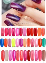 1Pcs Nail Gel Polish Gel Long-lasting Soak-off LED UV Gel Nail Polish 5ml 168 Colors Hot Nail Gel Nail Art