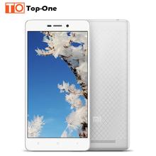 "Original Xiaomi Redmi 3 2G RAM 16G ROM Metall Körper 4100 mAh Snapdragon 616 Octa Core 64 bit 5 ""1280X720 FDD LTE Handy(China (Mainland))"