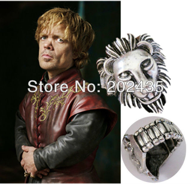 Freeshipping 20pc a lot  Lannister ring  HR8016