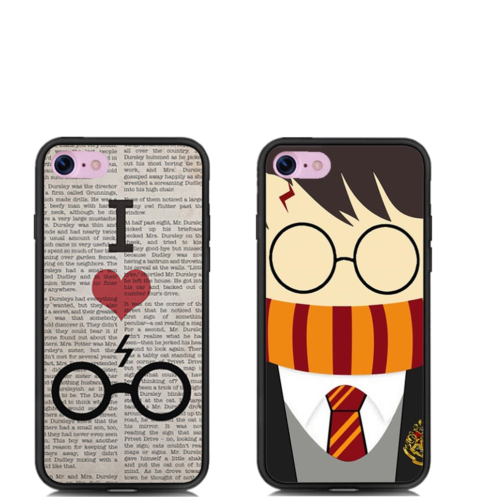 Soft Black Silicone TPU Avada Kedavra Bitch shirt for Harry Potter Design phone Cover Case For iphone SE 5 5S 6 6s 6Plus 7 7Plu(China (Mainland))