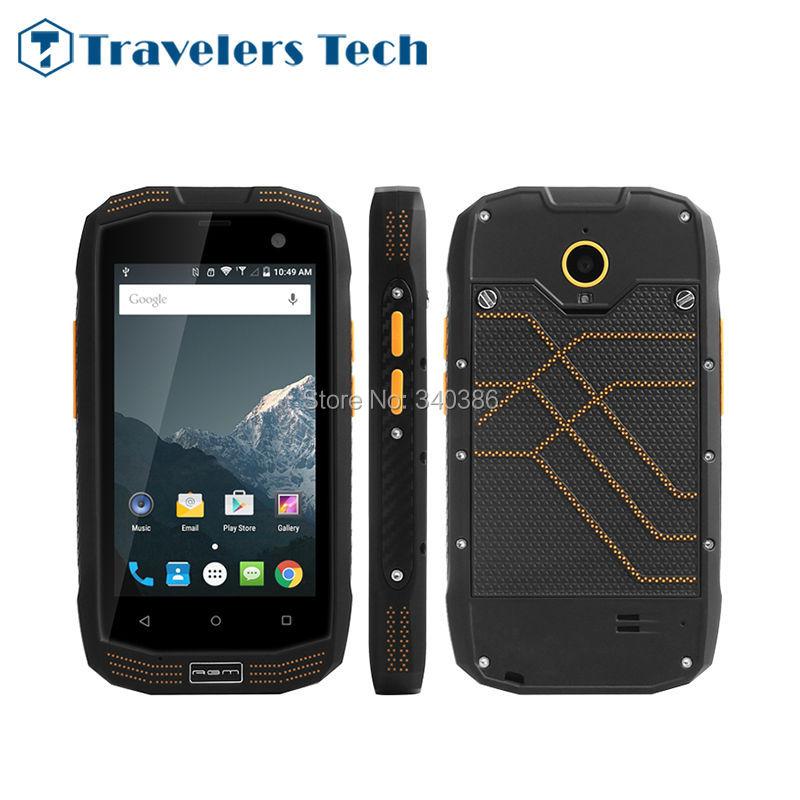 China Phone 4 inch 4G LTE IP68 Waterproof Mobile Phone AGM A2 Rio 2GB RAM 16GB ROM Rugged Smartphone Android NFC GPS GLONASS SOS(China (Mainland))
