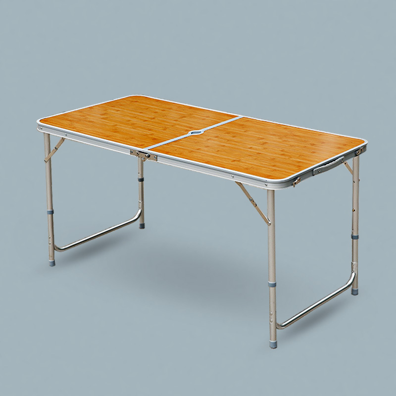 Aluminum Outdoor Folding Table Laptop Folding Table For Camping Dining Table