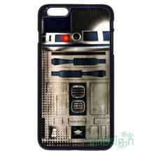 Fit for iPhone 4 4s 5 5s 5c se 6 6s 7 plus ipod touch 4/5/6 back skins cellphone case cover R2-D2 R2D2 Droid Star Wars