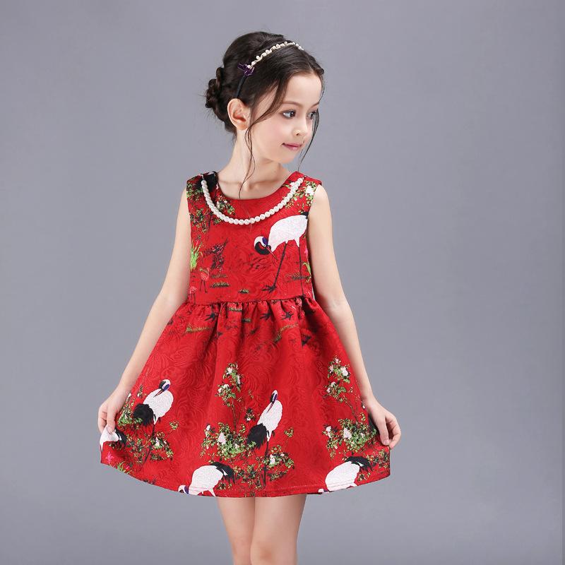 2016 2016 Baby Girl Tutu Dresses Sleeveless Kids Costumes Brand Kids Clothing Deguisement Enfant Vestidos Ninas Verano Vetement<br><br>Aliexpress