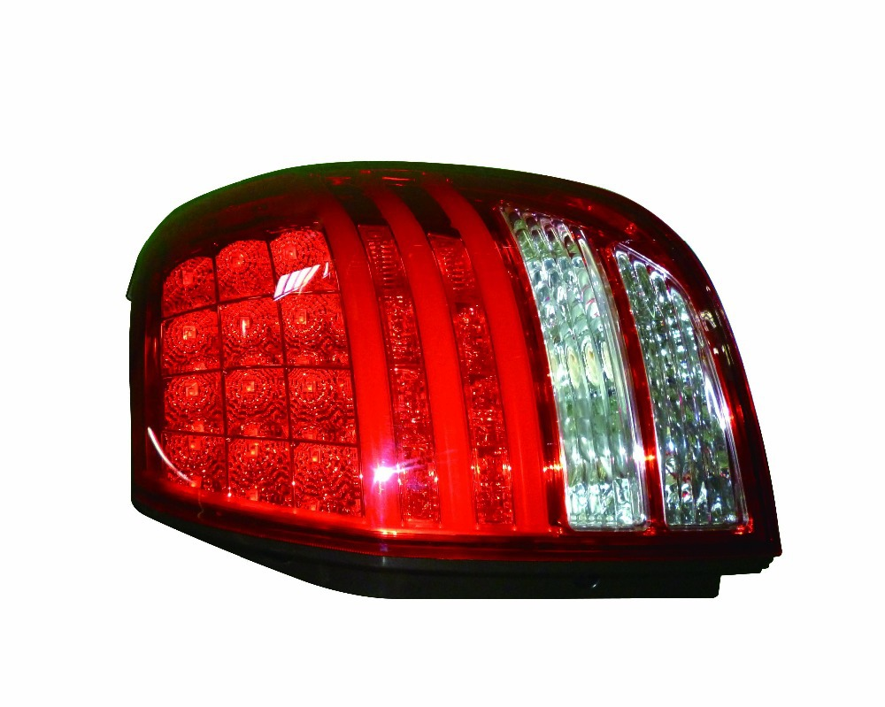 New arrival LED Tail Lights Lamp for 08-13 Chevrolet Captiva All red Color 1:1 replacement(China (Mainland))