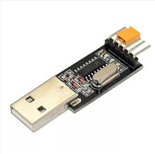 USB to TTL converter UART module CH340G CH340 3.3V 5V switch(China (Mainland))