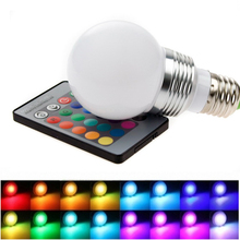 Wireless Spotlight LED Bulb Light Lamp