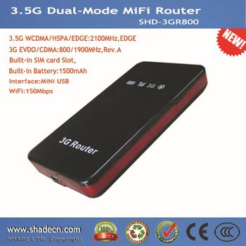Free shipping 3g similar zte huawei wifi router 3G WiFi MiFi Wireless Router AP GSM CDMA WCDMA 3G WIFI Router