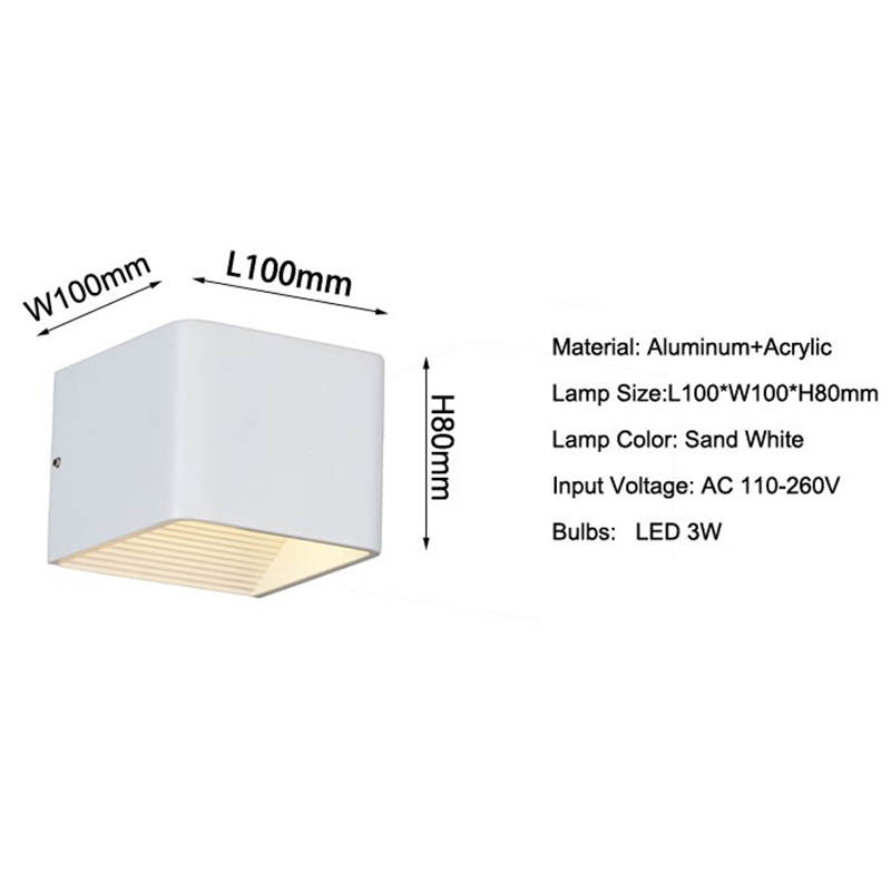 new 3w led indoor lamp wall mounted track lighting fixture spot up and down  wall light. Wall Mounted Track Lighting  Spotlight Wallmounted Indoor Led
