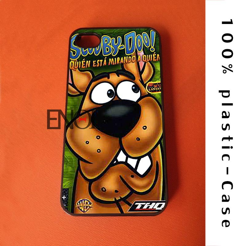 Van Gogh's cartoon Scooby Doo hard shell for iphone 4s 5 5s 5c 6 6 plus cases(China (Mainland))