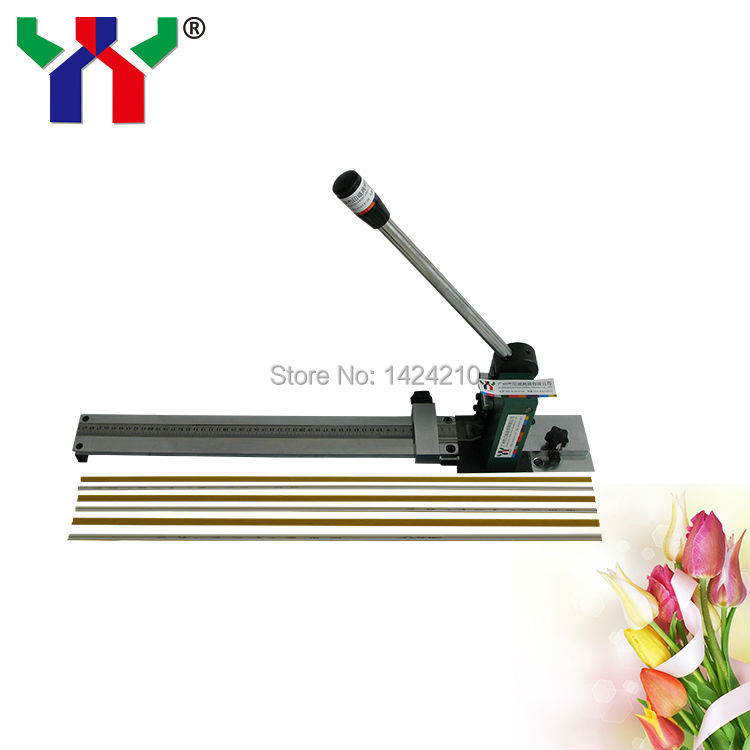 Creasing matrix cutting machine for paper cutting(China (Mainland))