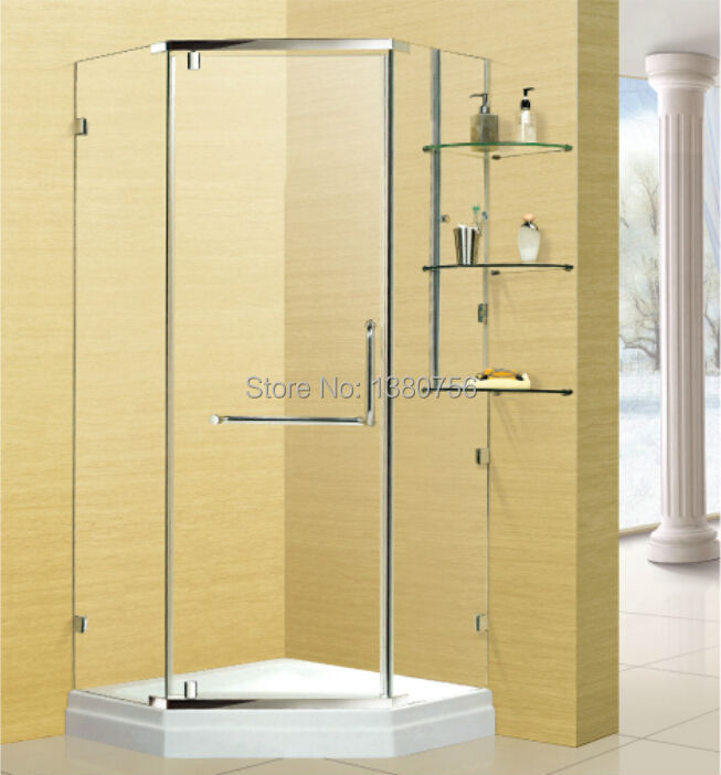 Simple diamonded shower cubicle simple shower room 022D(China (Mainland))