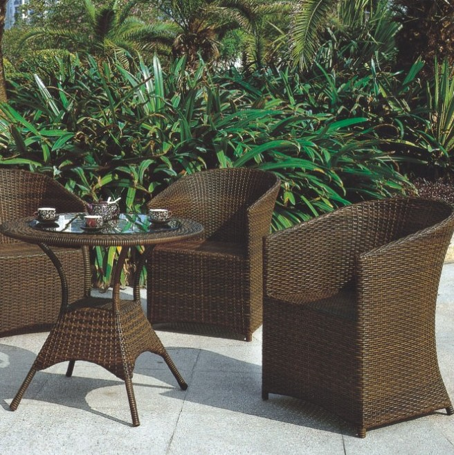 Fashion leisure wicker rattan outdoor furniture 2013 new design(China (Mainland))