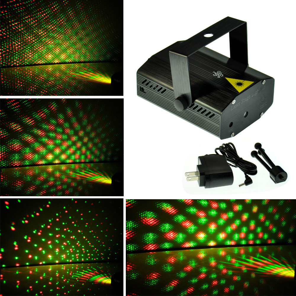 Professional DJ Moving Head Magic Ball Disco Party Club Dance Studio Laser Projector Stage Lighting Effect R&G Sound Lights Lamp(China (Mainland))