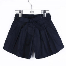 2015 summer girls clothing baby child short skirt trousers shorts A0462(China (Mainland))