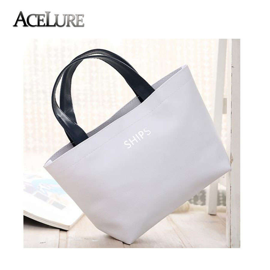 PU Leather Women Casual Tide Totes Ladies Large Capacity Bags Fashion Handbags Shopping Bags Female Stylish Top-Handle Bags(China (Mainland))