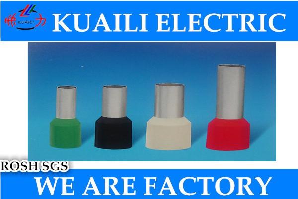 Здесь продается  1000 PCS INSULATED CORD END TERMINALS E10-18 AWG 8  Электротехническое оборудование и материалы