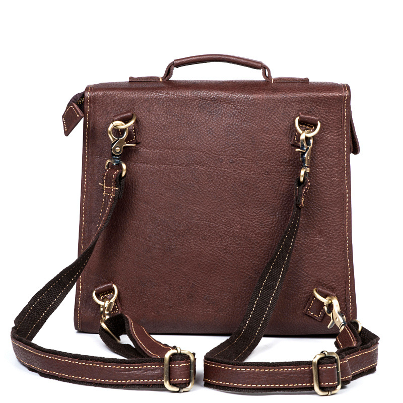 50%OFF Original Personalized Leather Backpack / New Women Baotou ...