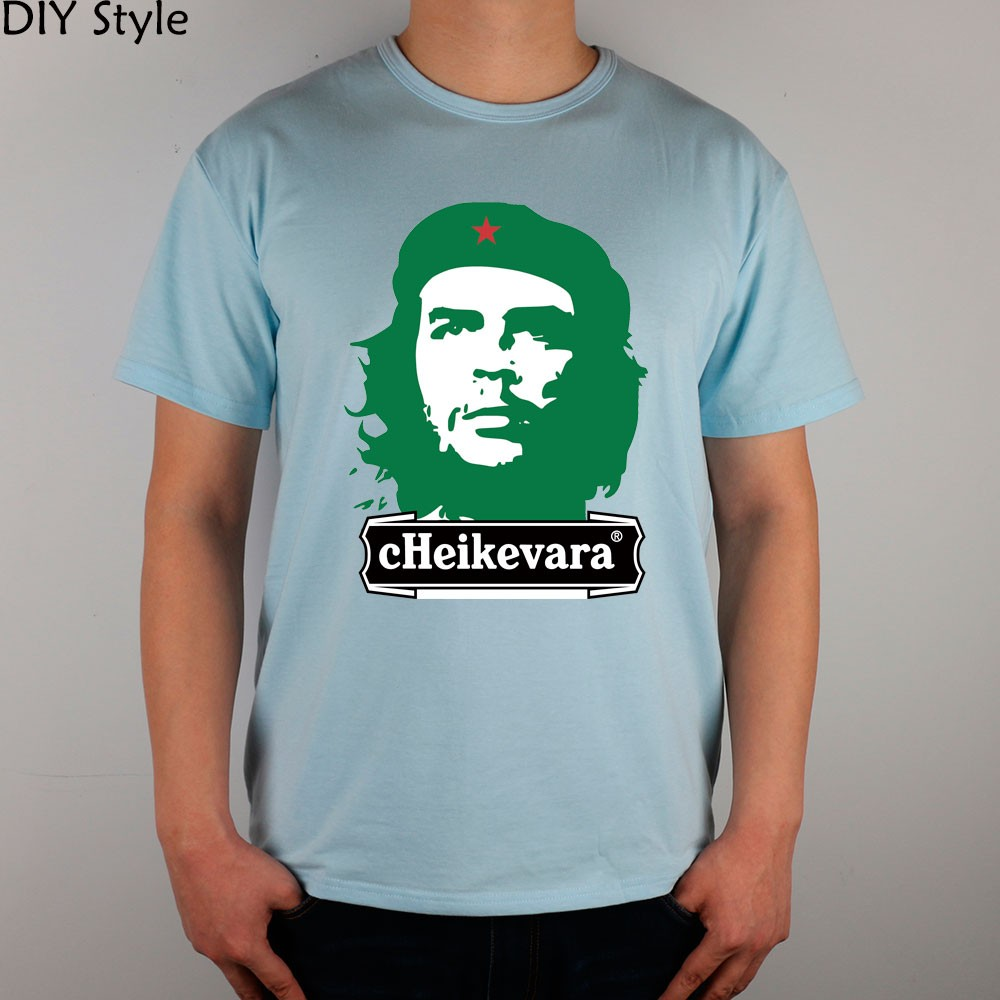 CHE Beer Guevara T-shirt cotton Lycra top 5783 Fashion Brand t shirt men new high quality  HTB1lLSHMpXXXXasaXXXq6xXFXXXF