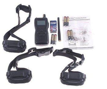 600M 3 Dog Pet Remote Training Collar, Pet Dog Training Collar freeshipping dropshipping