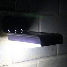 LED Solar Power Motion Sensor Garden Security Lamp Outdoor Waterproof Light(China (Mainland))