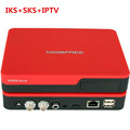 South American Braxil Chile New Satellite Receiver S929 Full 1080P HD IKS SKS Adaptor DVB S2