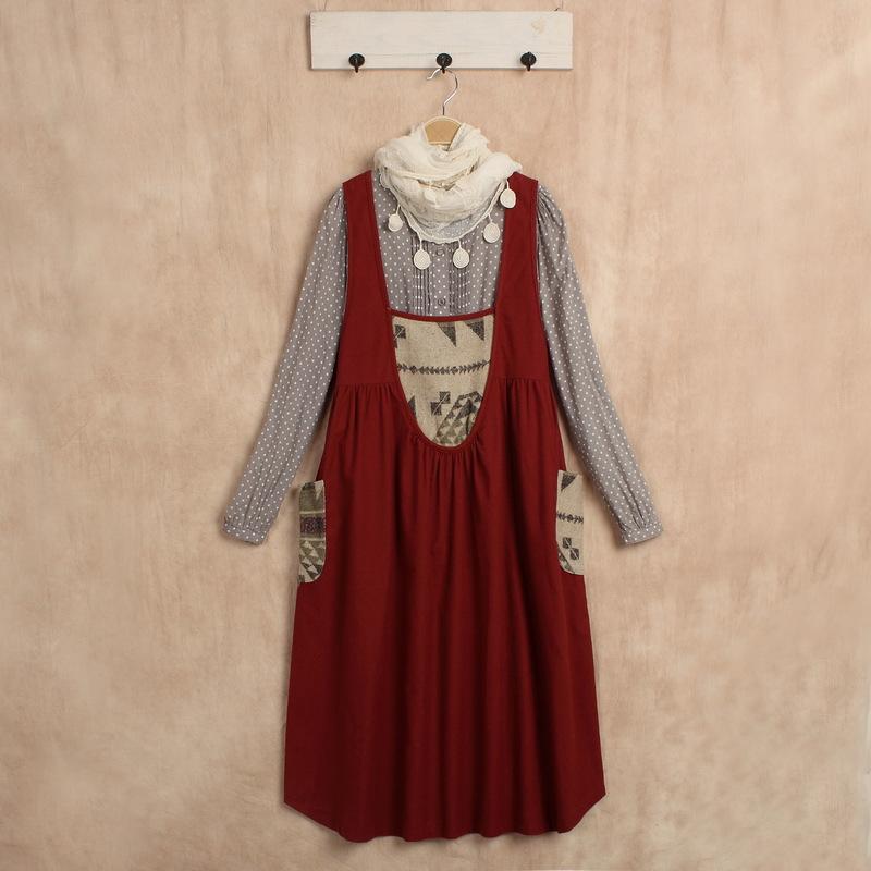 floral  hiver vetement femme cute sevgili elbiseleri women roupas feminina gothic knitted vestido vintage abiti innamorata dress