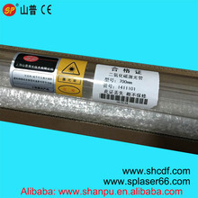 6pcs/lot high quality 40W Co2 laser tube 700mm length 50mm diameter for 320 K40 6040 Co2 laser engraving machines agents wanted