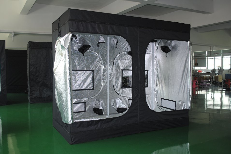 240*240*200 indoor Hydroponics Grow Tent with Non Toxic Reflective Mylar(China (Mainland))
