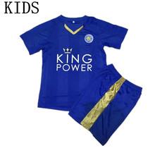 2016 Leicester City kids Vardy Mahrez Leonardo Ulloa Albrighton 16 Leicester(China (Mainland))