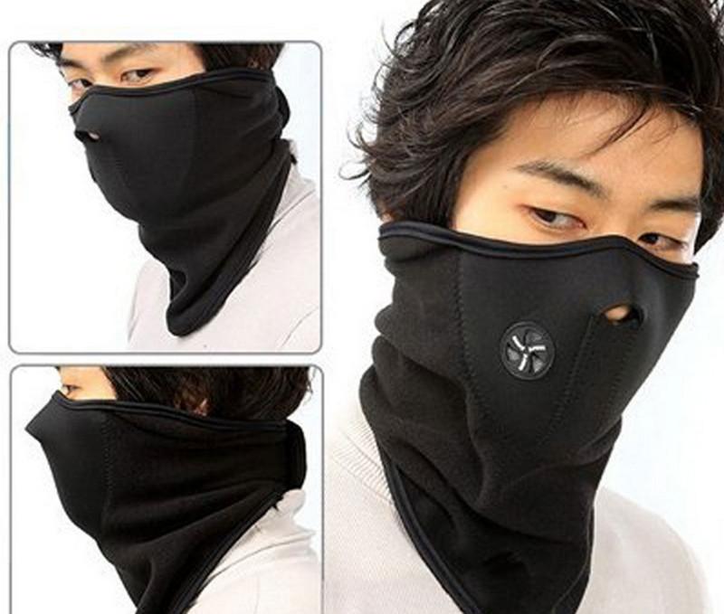 Кто носит защитную маску