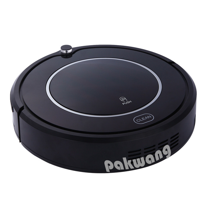 Robot Vacuum Cleaner With LCD Touch Screen, Virtual Wall, UV Lamp Sterilizer, Remote Control,cleaner vacuum cleaner(China (Mainland))