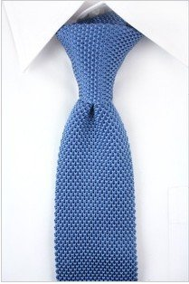 Fashion Polyester Knitted Slim Tie, mix style for wholesale or retail