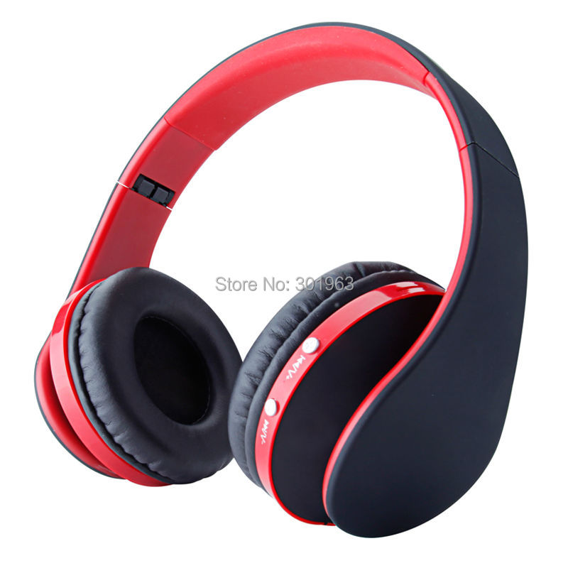 Magift ALD06A 3in1 Bluetooth Stereo Wireless/Wired Headset Noise Cancelling Headphones with Microphone TF card for Sports Gaming