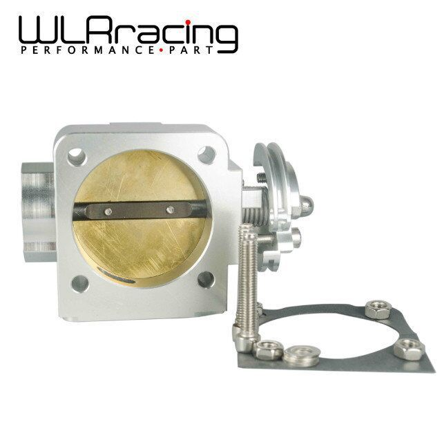 For Mitsubishi Evo 4 5 6 70mm Uprated Racing Billet Throttle Body <br><br>Aliexpress