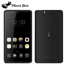 """Original Leagoo Shark 1 4G LTE 2.5D Screen 6.0"""" FHD Android 5.1 3GB RAM 16GB ROM MTK6753 Octa Core 13.0MP Touch ID Mobile Phone(China (Mainland))"""