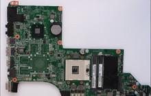100% тестирование 605322-001 доска для HP pavilion dv7 dv7t dv7-4000 материнских плат с Intel hm55 чипсет бесплатная доставка!