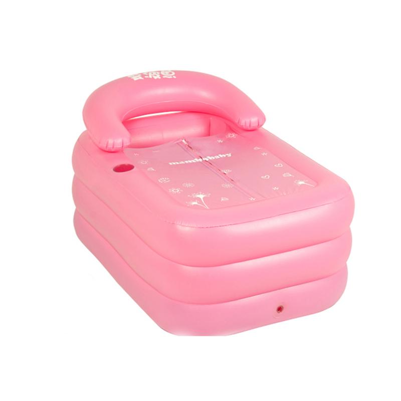 Portable bath adult bathtub plastic inflatable bath tub adults folding inflavel inflatable SPA 160cm*90cm*50cm + Foot Air Pump(China (Mainland))