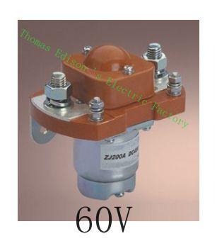 Замыкатель - ZJ200A 60V 200A DC wehicle цена и фото